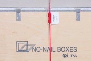 AllPack Services: Sicherheitsplombe